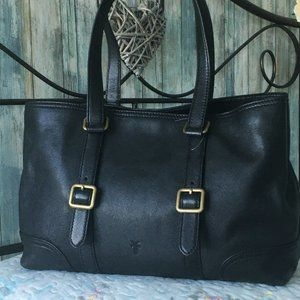 Frye Lily Leather Tote